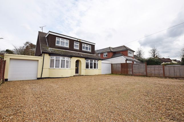 Thumbnail Detached bungalow for sale in Bredhurst Road, Wigmore