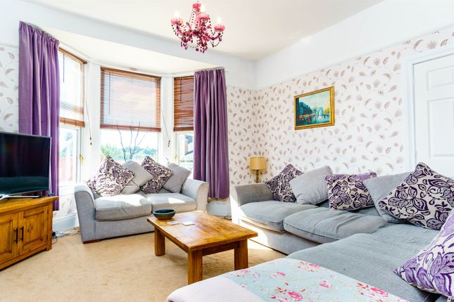 Thumbnail End terrace house for sale in Ingra Road, Higher Compton, Plymouth