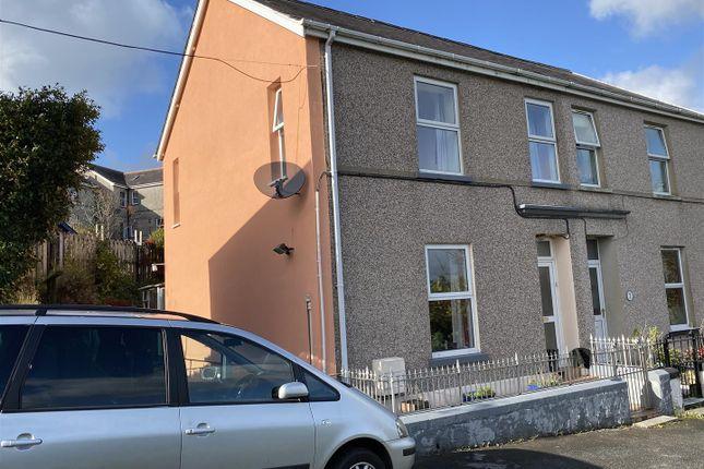 Thumbnail Semi-detached house for sale in Clarendon Road, Llandeilo