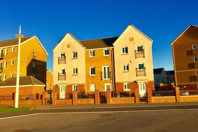 Thumbnail Town house for sale in Jersey Quay, Aberavon, Port Talbot