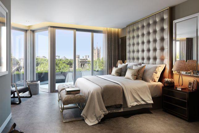 3191_Lambeth_Plot 68_Penthouse_Bedroom_View 4 (Large)