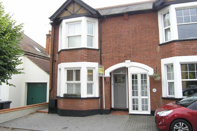 Thumbnail Semi-detached house for sale in Koh-I-Noor Avenue, Bushey