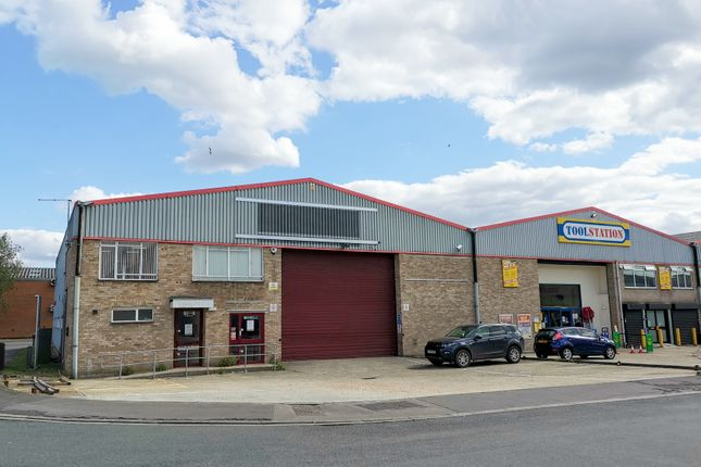 Thumbnail Industrial to let in 12 Nelson Way, Tuscam Trade Park, Camberley
