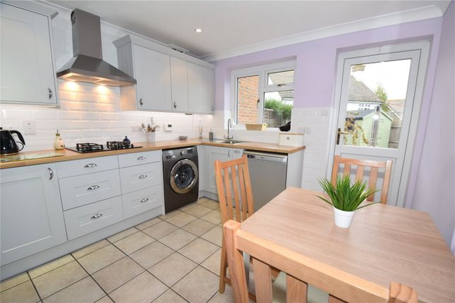 Thumbnail 3 bed terraced house for sale in The Staples, Swanley Village, Kent