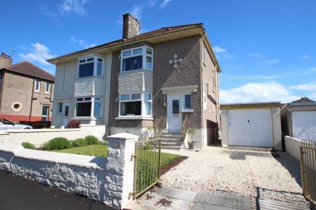 Thumbnail Semi-detached house for sale in Garrowhill Drive, Garrowhill, Glasgow, Lanarkshire