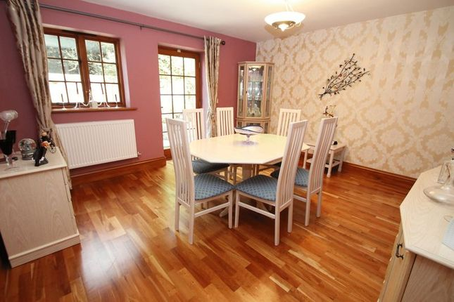 Dining Room of Back Lane, Darshill, Shepton Mallet BA4