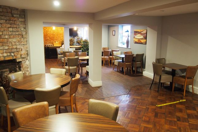 Thumbnail Restaurant/cafe for sale in Restaurants M16, Old Trafford, Greater Manchester