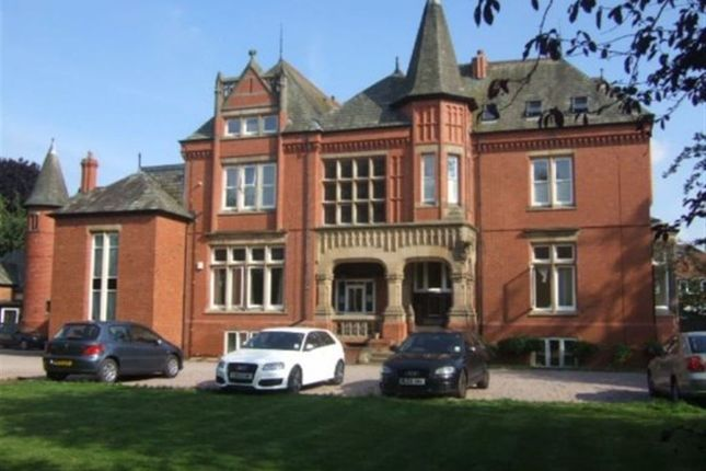 Thumbnail Flat to rent in Washway Road, Sale