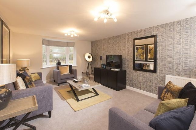 """Thumbnail Detached house for sale in """"Holden"""" at Blandford Way, Market Drayton"""