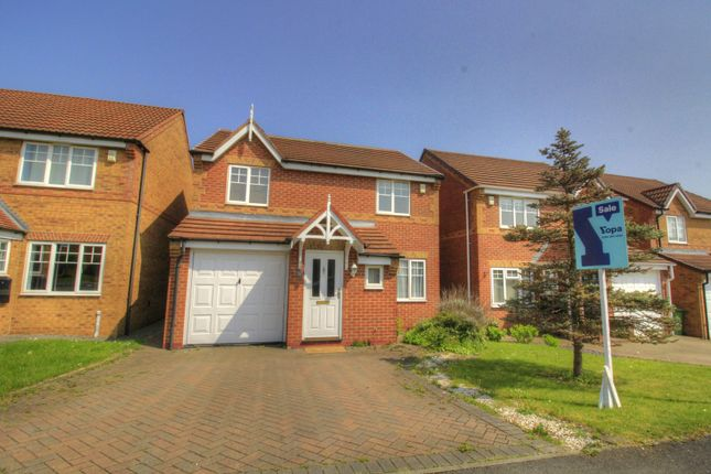Thumbnail Detached house for sale in Hamsterley Road, Newton Aycliffe