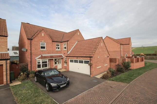 Thumbnail Detached house for sale in Harris Gardens, Epworth, Doncaster