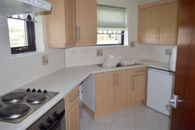 Thumbnail Terraced bungalow for sale in Brackendale Court, Basildon, Essex