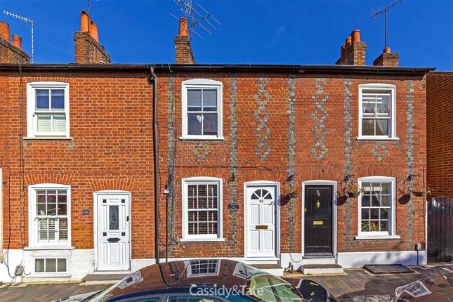 2 bed terraced house for sale in Lower Dagnall Street, St Albans, Hertfordshire