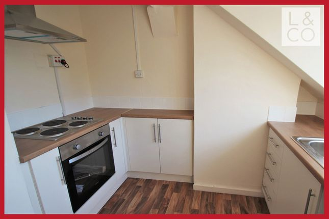 Thumbnail Flat to rent in Brynhyfryd Road, Newport