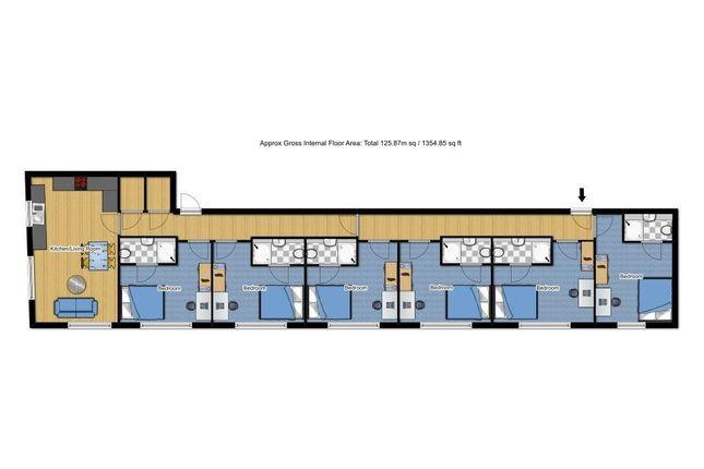 Thumbnail Flat to rent in Prince Street, Bristol