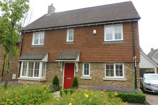 Thumbnail Detached house for sale in Alexander Road, Harrietsham, Maidstone