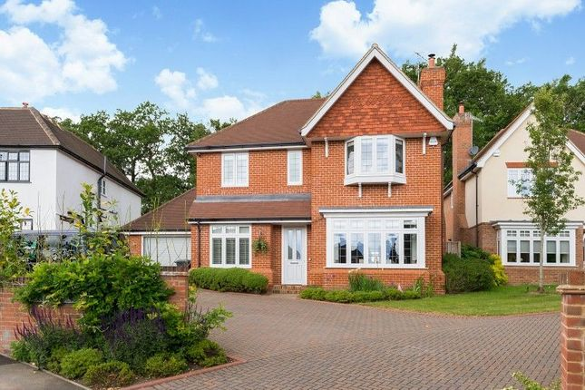 Thumbnail Detached house for sale in Montagu Place, Shalford, Guildford