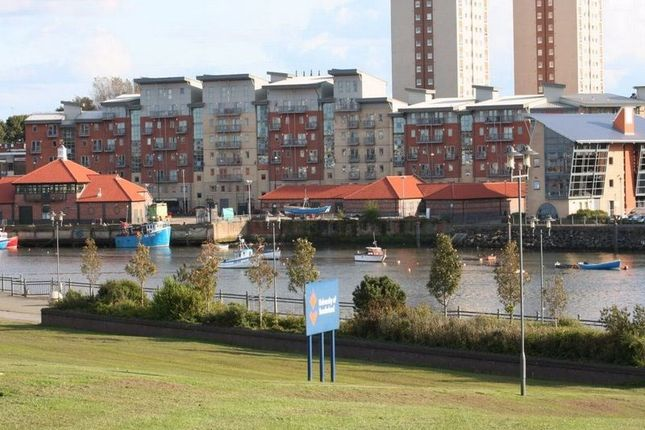 Thumbnail Flat for sale in River View, Low Street, Sunderland