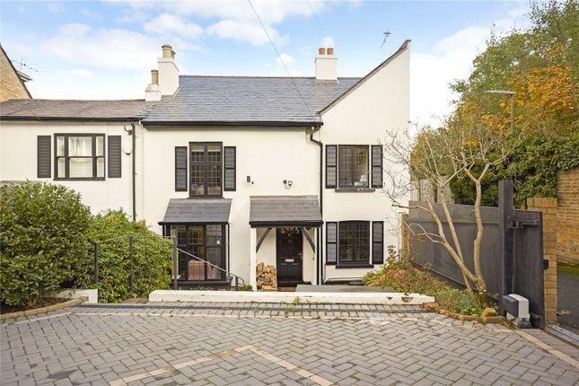 Thumbnail Semi-detached house for sale in Heath Road, Weybridge, Surrey