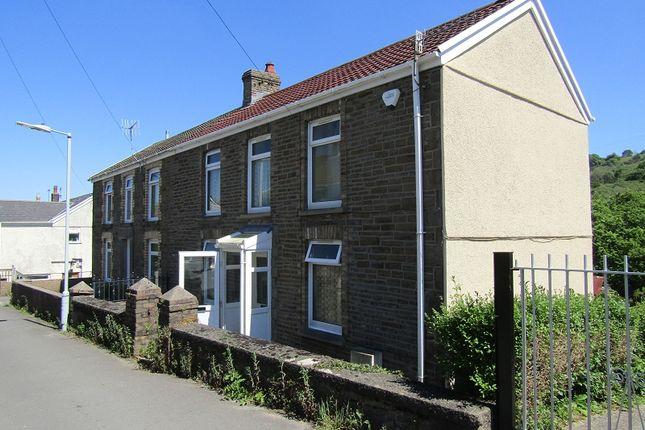Thumbnail Semi-detached house for sale in Lucas Road, Glais, Swansea.
