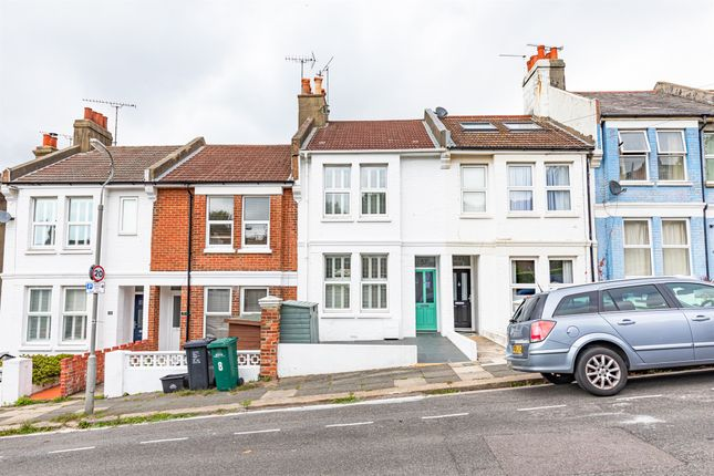 Thumbnail Terraced house for sale in Gordon Road, Brighton