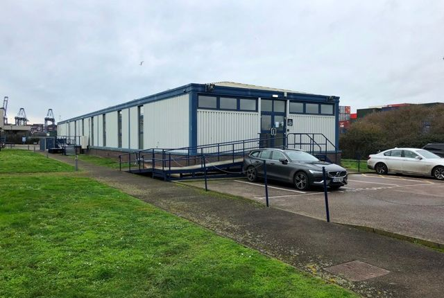 Thumbnail Office to let in Langer Road, Felixstowe