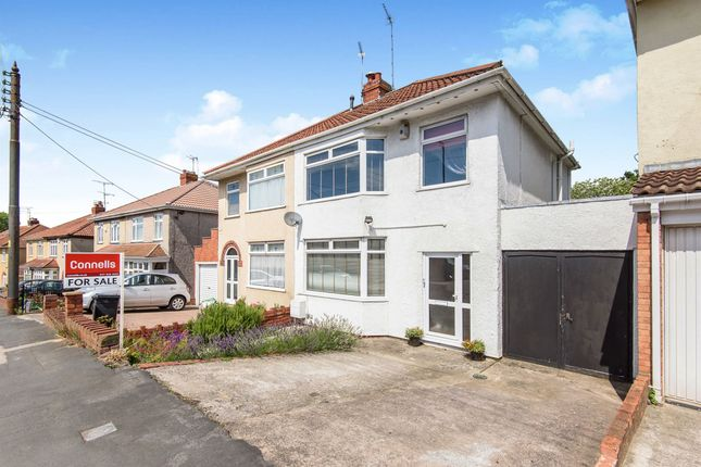 Thumbnail Semi-detached house for sale in Station Road, Kingswood, Bristol