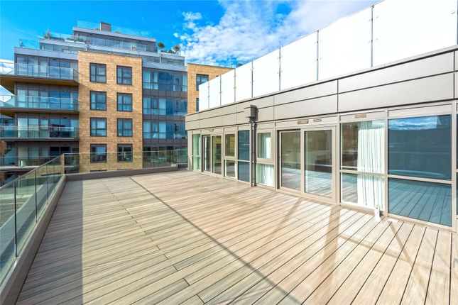Thumbnail Flat for sale in Dickens Yard, 12 New Broadway, Ealing, London