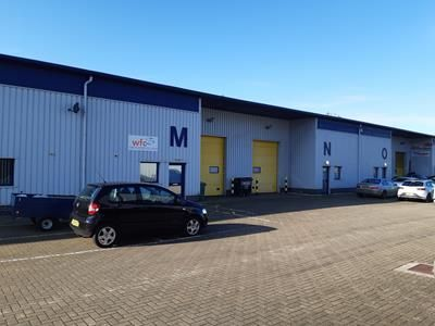 Thumbnail Light industrial to let in M, Oyo Business Units, Arndale Road, Littlehampton, West Sussex
