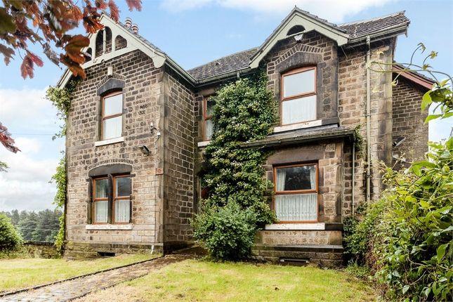 Thumbnail Detached house for sale in Torside, Glossop, Derbyshire