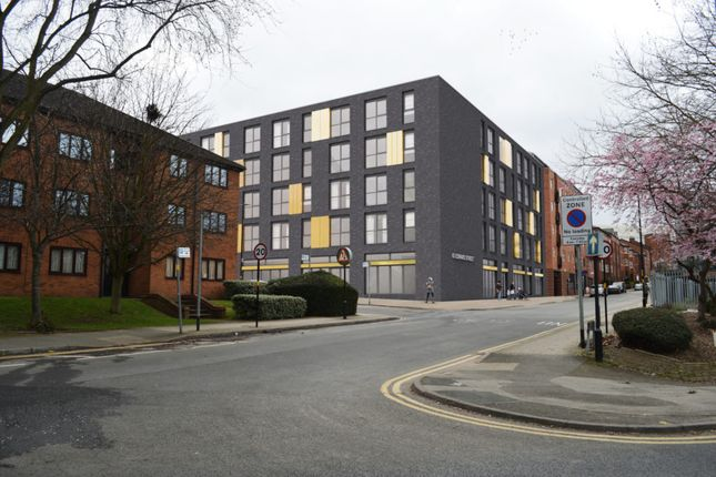 Thumbnail Flat for sale in Edward Street, Birmingham