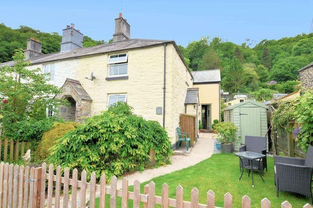 Thumbnail End terrace house for sale in Mill Hill, Tavistock