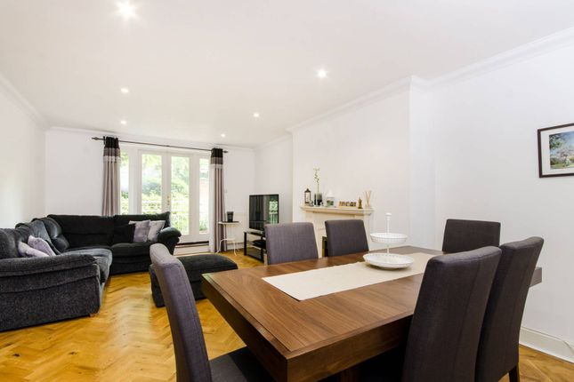 Thumbnail Flat to rent in The Downs, Wimbledon