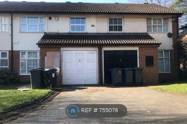 Odell Place, Edgbaston, Birmingham B5