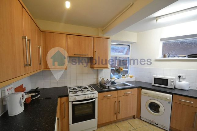 Thumbnail Terraced house to rent in Landseer Road, Leicester