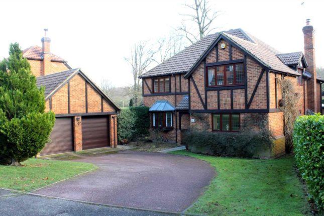 Thumbnail Detached house for sale in Haywood Drive, Hemel Hempstead