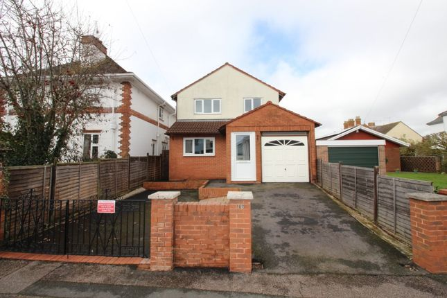 Thumbnail Detached house to rent in Queens Road, Exeter