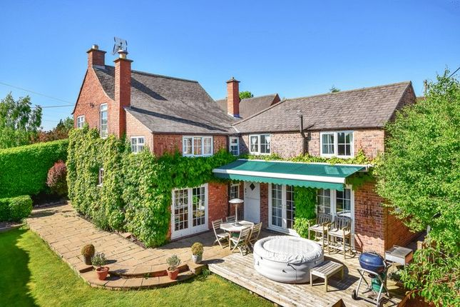 Thumbnail Property for sale in Baggrave End, Barsby, Leicester