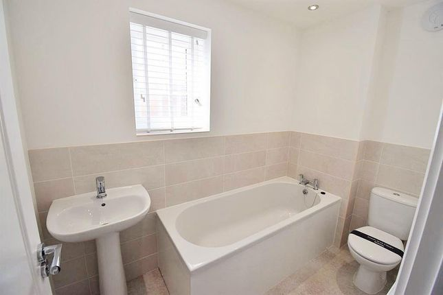Bathroom of The Stourton, Lord Close, Stainsby Hall Park, Middlesbrough TS5