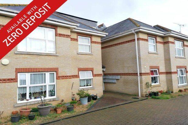 Thumbnail Flat to rent in Leed Street, Sandown