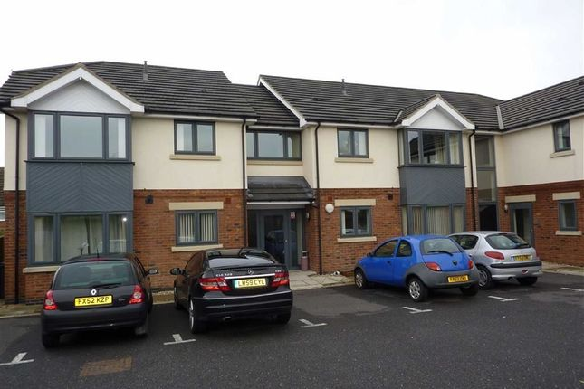 Thumbnail Flat for sale in Archer Road, Branston, Lincoln