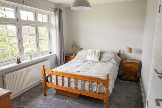 Bedroom Two of Leedhams Croft, Walton-On-Trent, Swadlincote DE12