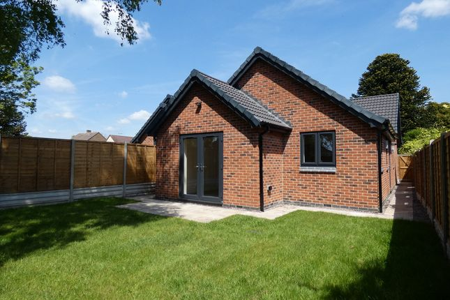 Thumbnail Detached bungalow for sale in Burton Road, Midway