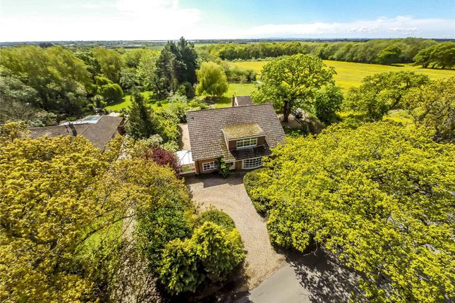 Thumbnail Detached house for sale in Woodmancote Lane, Woodmancote, Emsworth, West Sussex