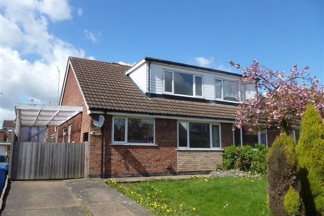 Thumbnail Bungalow to rent in Lamond Close, Mansfield