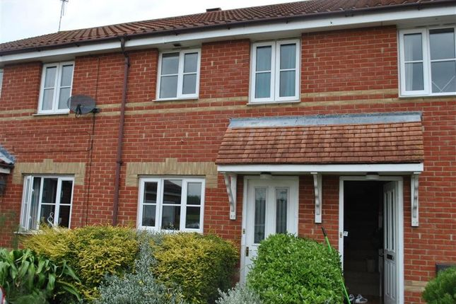 Thumbnail Terraced house to rent in Bayfield Close, King's Lynn