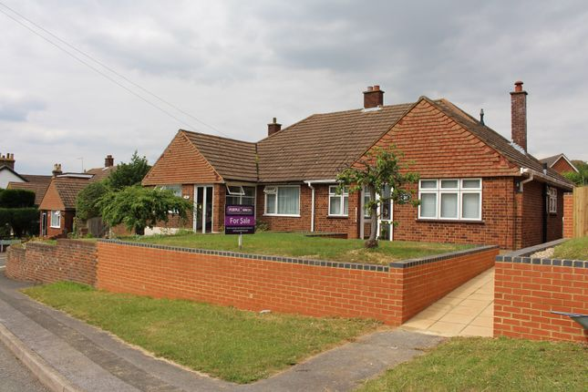 Thumbnail Bungalow for sale in Worlds End Lane, Orpington