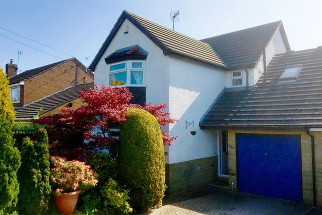 Thumbnail Link-detached house for sale in Stutton Road, Tadcaster