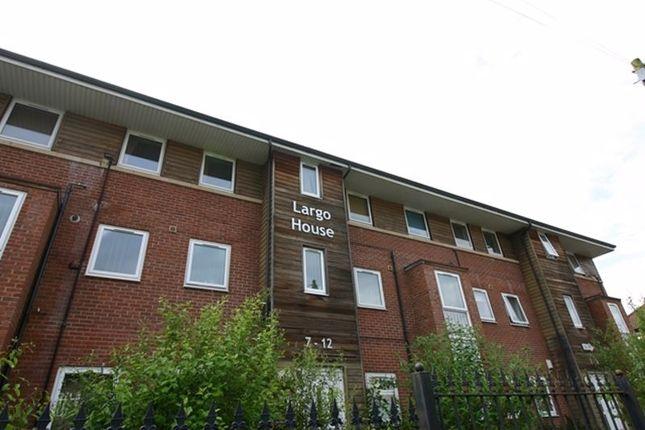 Thumbnail Flat to rent in Largo House, Egerton Road, Walkden