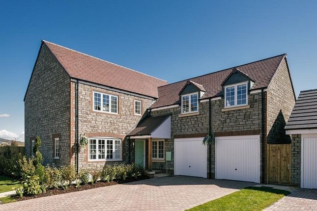 "Thumbnail Property for sale in ""The Trent"" at Wand Road, Wells"